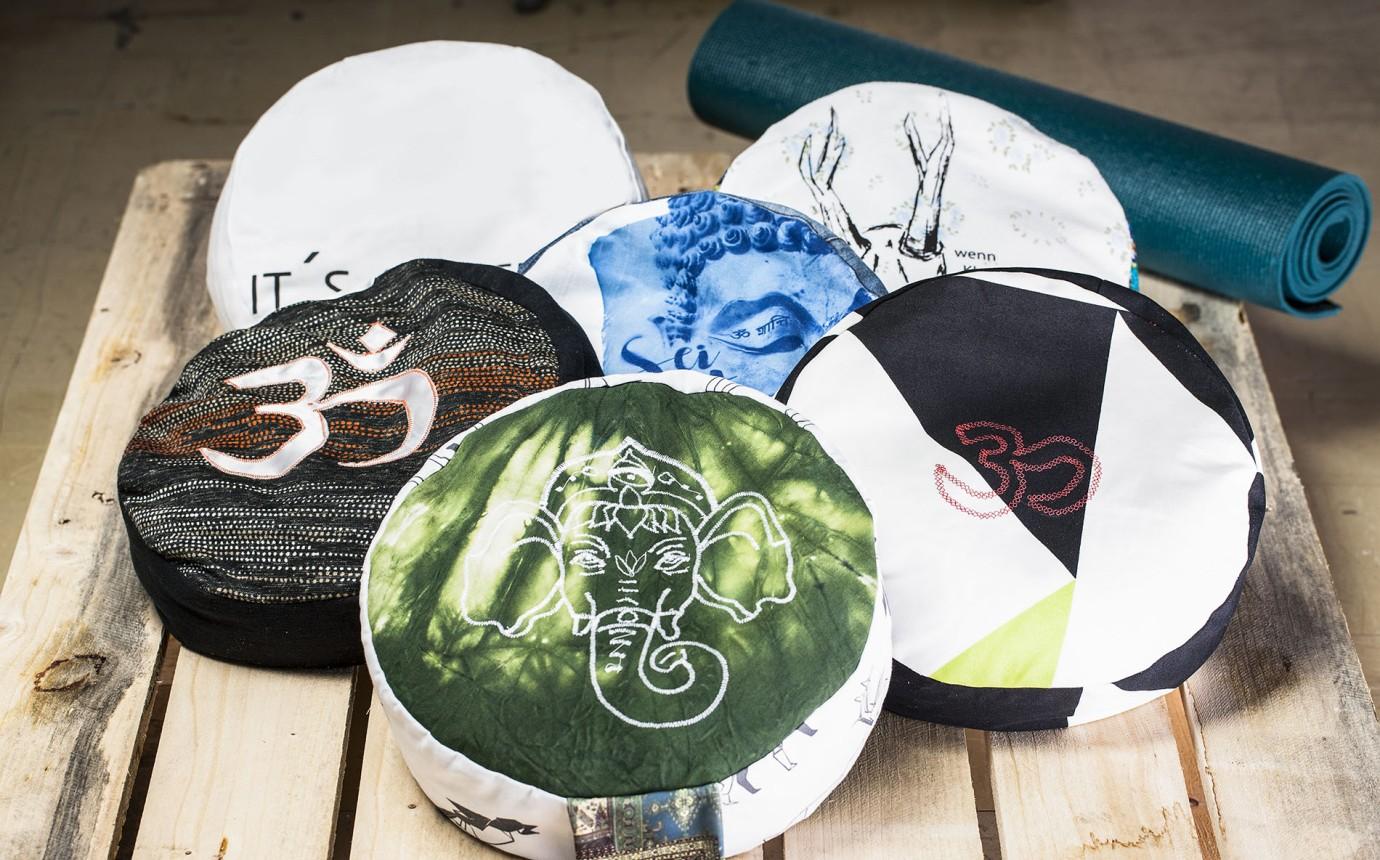 Yogakissen Yoga Kissen Sitzkissen Gunstig Kaufen Nahen